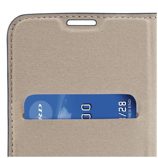 Hama Booklet guard Iphone XS MAX blauw