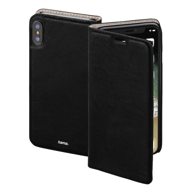 Hama Booklet guard Iphone XS MAX zwart