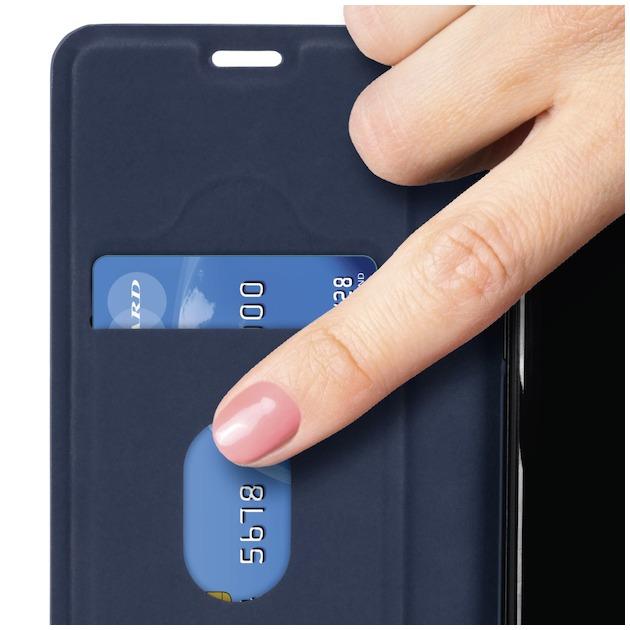 Hama Booklet guard Pro Galaxy A30S/A50 blauw