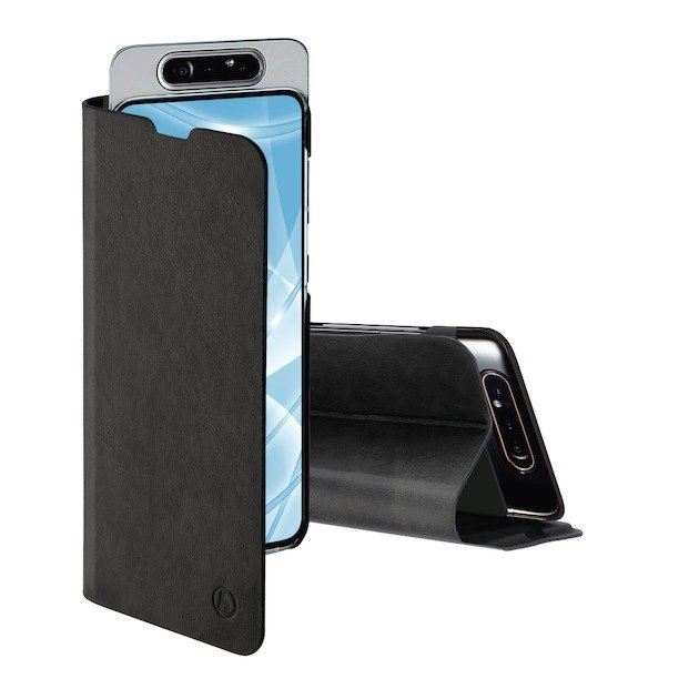 Hama Booklet guard Pro Galaxy A80 zwart