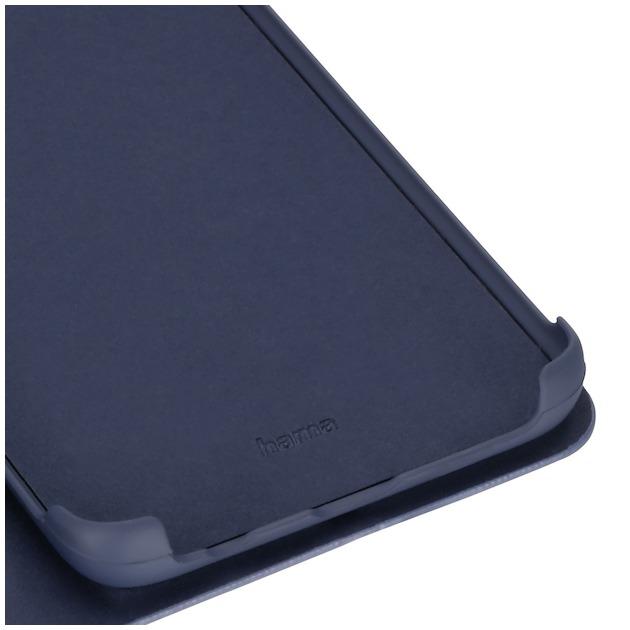 Hama Booklet guard Pro Galaxy A80 blauw