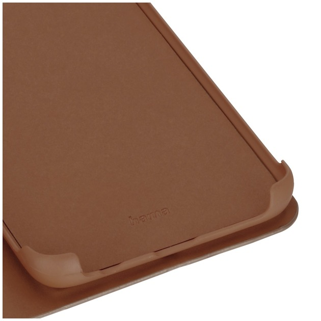 Hama Booklet guard Pro Galaxy A80 bruin
