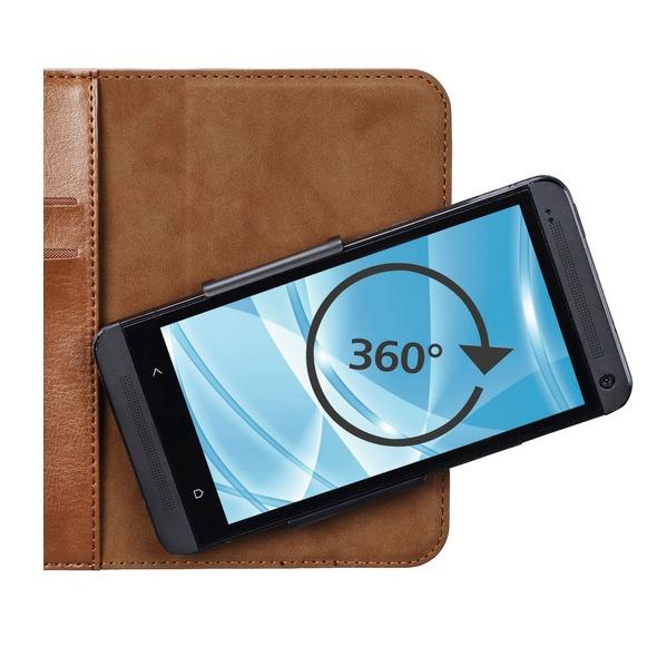 Hama Booklet smart move L bruin