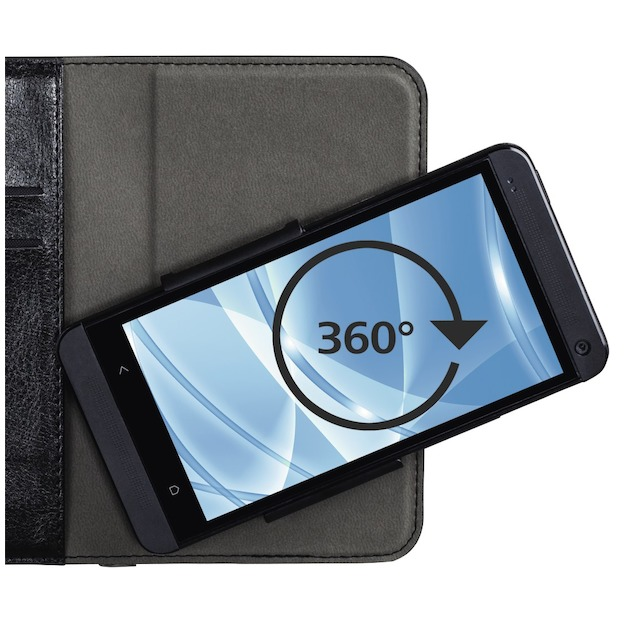 Hama Booklet smart move XL zwart