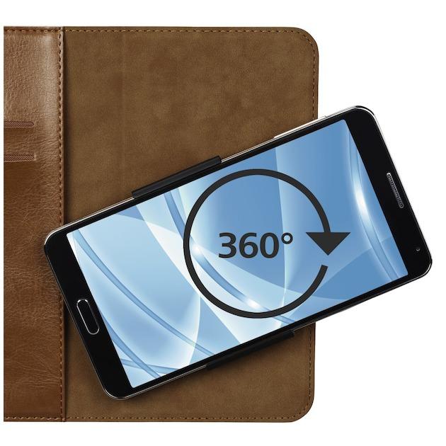 Hama Booklet smart move XXL bruin
