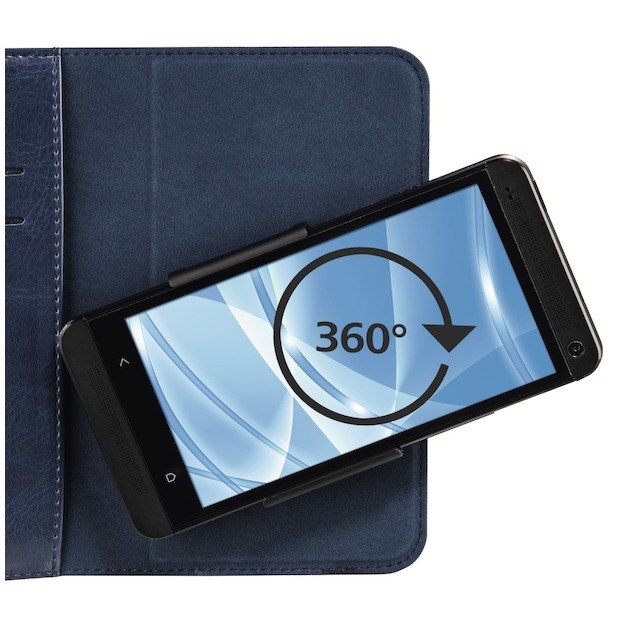 Hama Booklet smart move XXL blauw