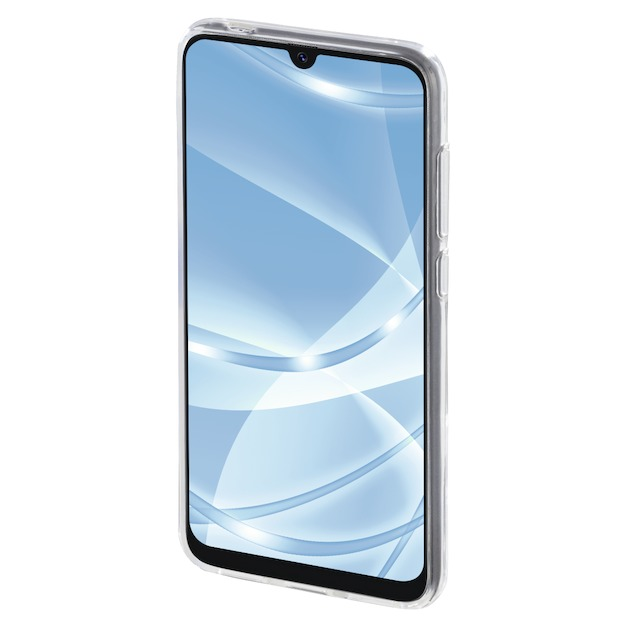 Hama Cover crystal clear Galaxy A20E transparant