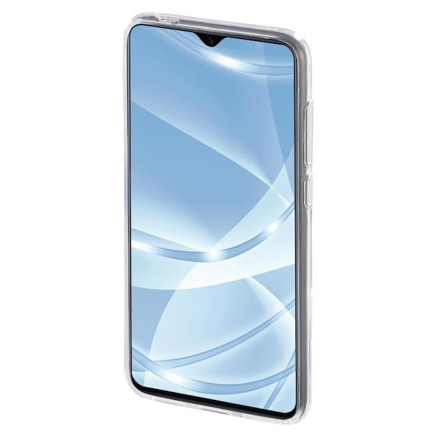 Hama Cover crystal clear Galaxy A30S/A50 transparant