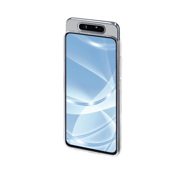 Hama Cover crystal clear Galaxy A90 transparant