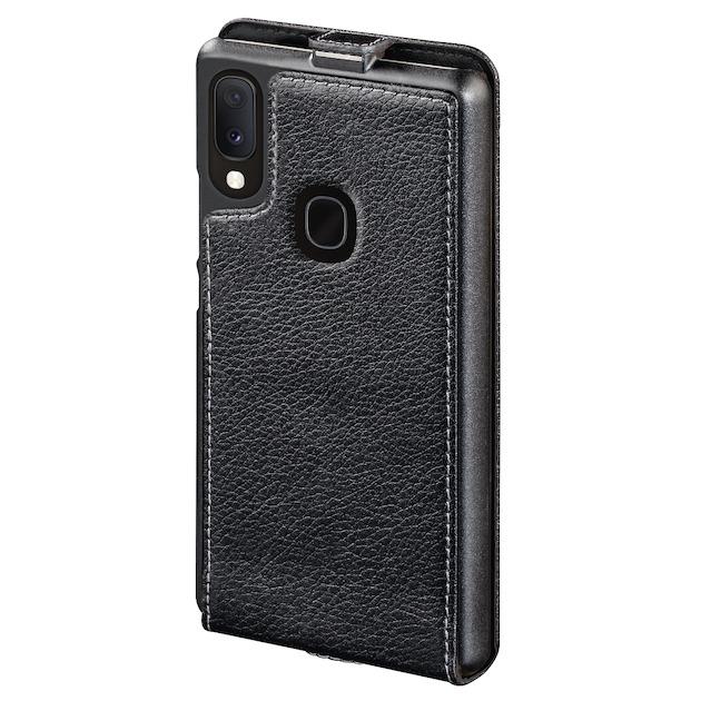 Hama Flipcase smart case Galaxy A20E zwart