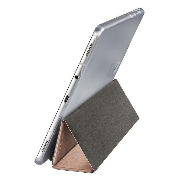 Hama Portfolie fold clear GalaxyTAB S4 roze