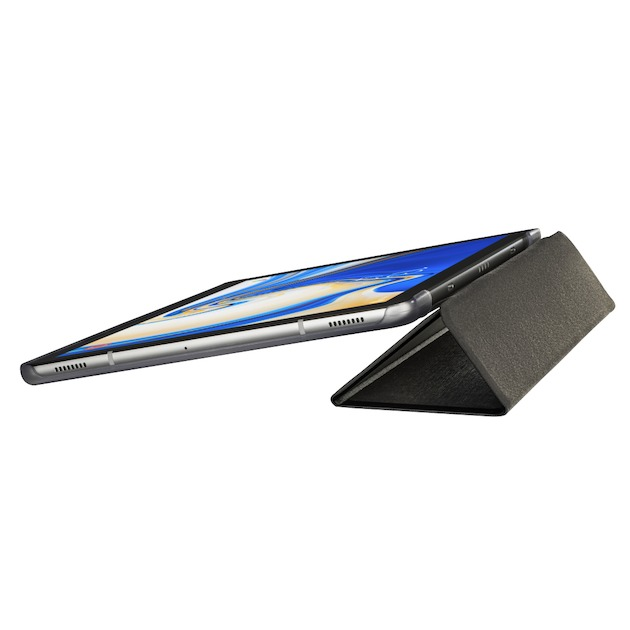 Hama Portfolie fold clear GalaxyTAB S4 zwart
