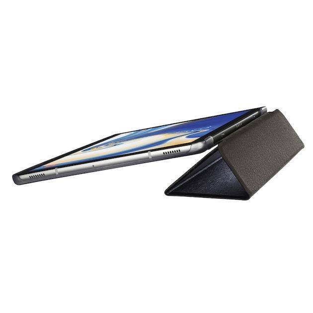 Hama Portfolie fold clear GalaxyTAB S4 donkerblauw