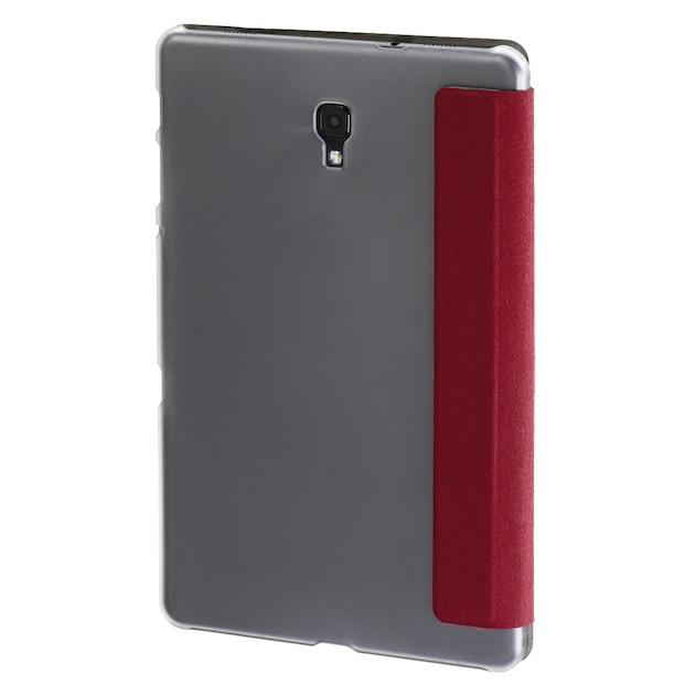 Hama Portfolie suede GalaxyTAB A 10.5 rood