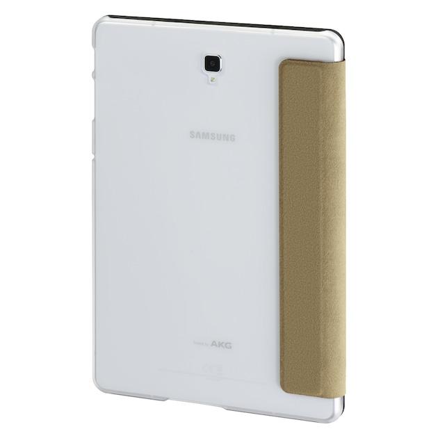 Hama Portfolie suede GalaxyTAB S4 beige