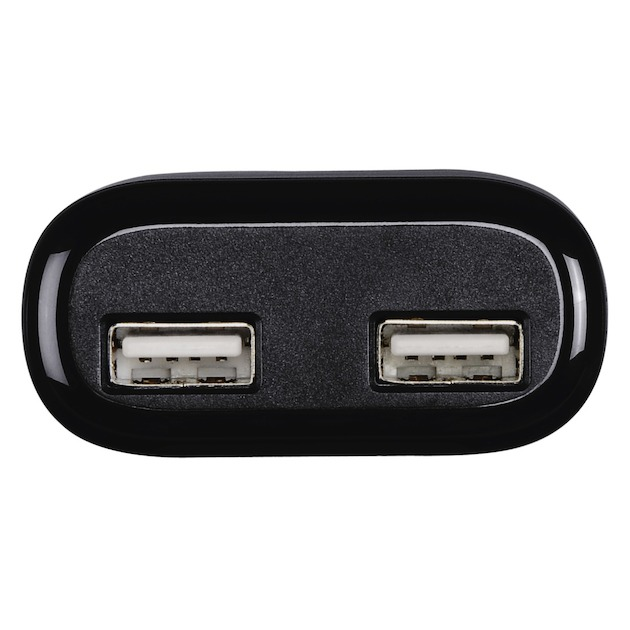 Hama Premium acculader dual-USB 4.8 A
