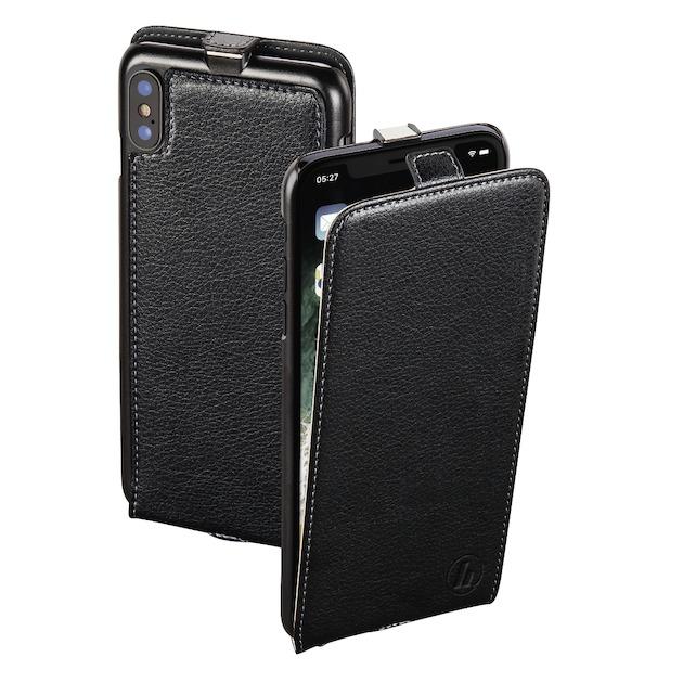 Hama Flipcase Iphone X/XS zwart