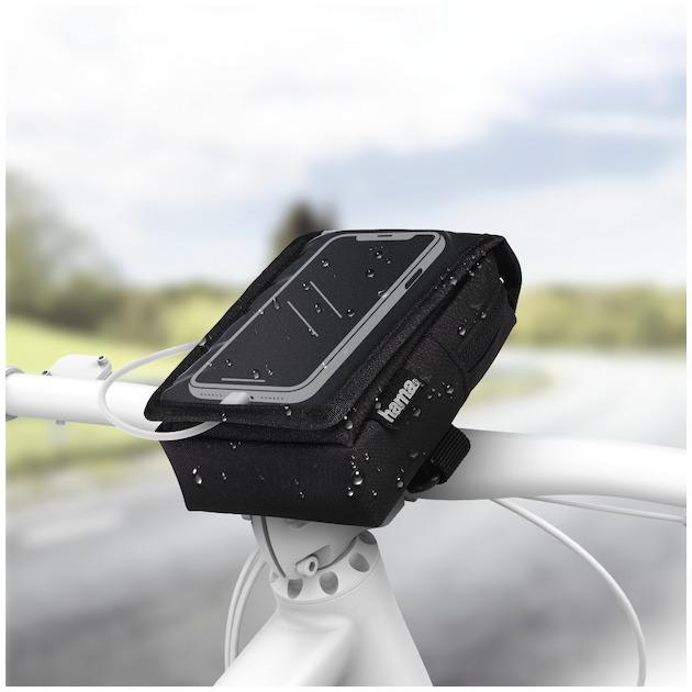 Hama Smartphonehouder fiets tas 90-140