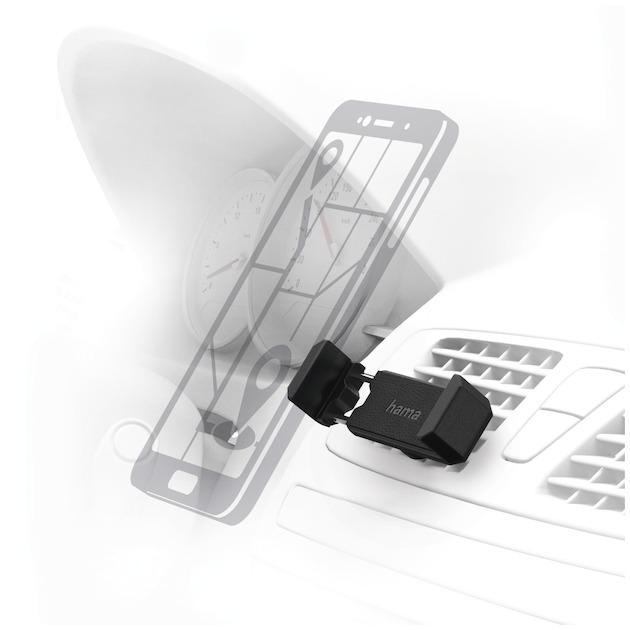 Hama Smartphonehouder flipper 55-85MM zwart