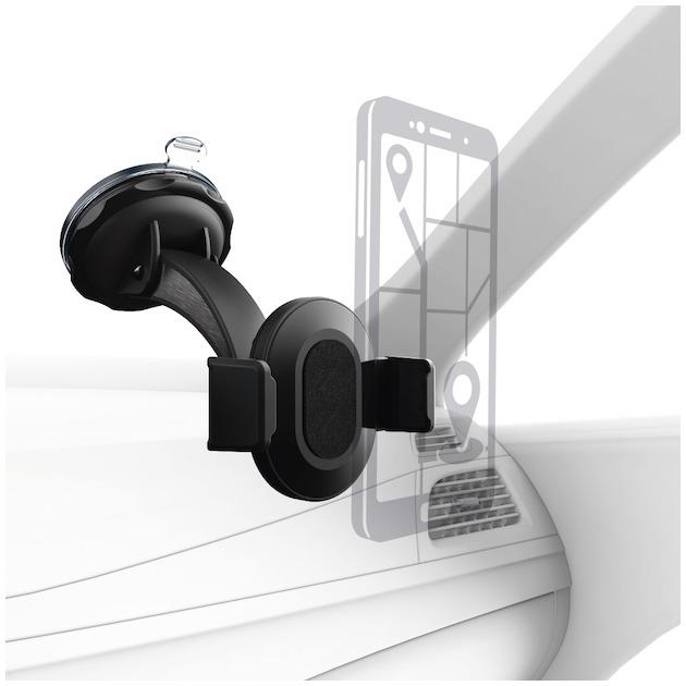 Hama Smartphonehouder zuignap 55-85MM zwart