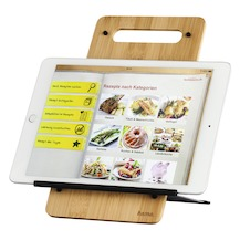Hama Tablet stand timber 7 - 10.5 hout