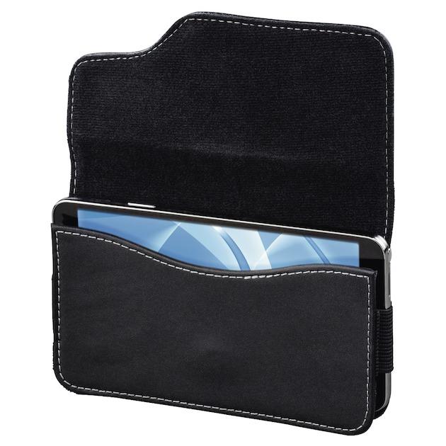 Hama Universeel smartphone tasje Liveri XL zwart