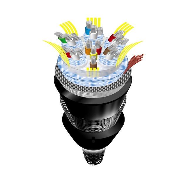 Avinity Premium HDMI-kabel 3m Klasse 5