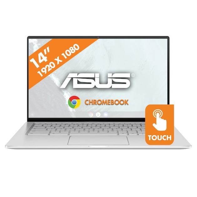Asus Chromebook C434TA-E10013 zilver