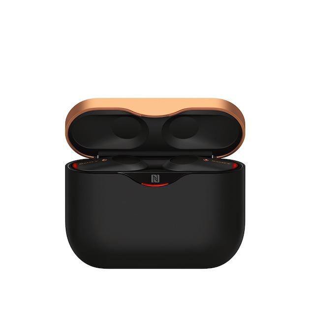 Sony WF-1000XM3 zwart