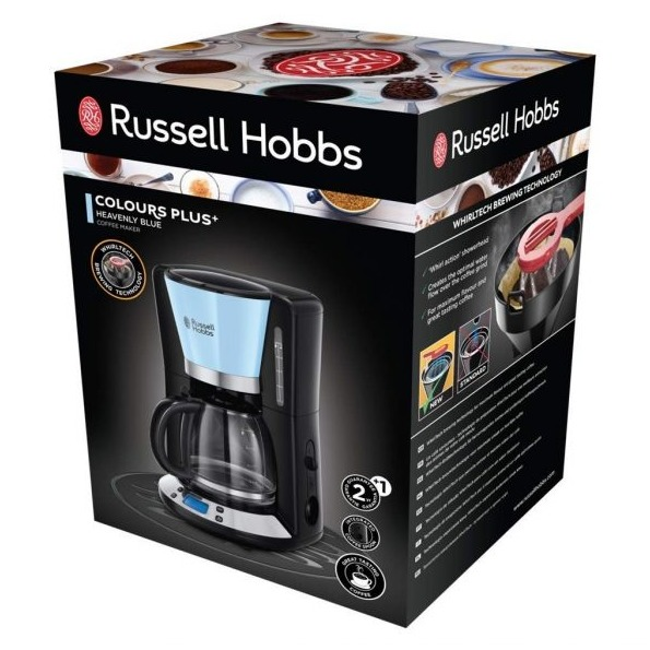 Russell Hobbs 24034-56 Colours Plus blauw