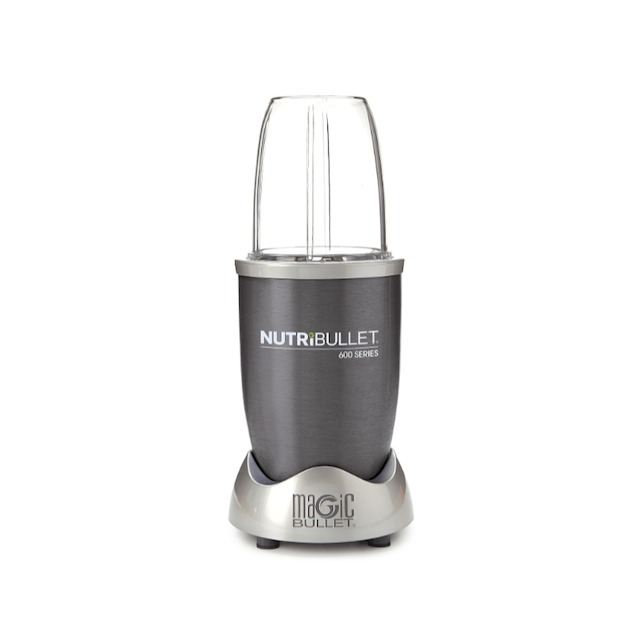 Nutri Bullet 600W 5-delig grijs