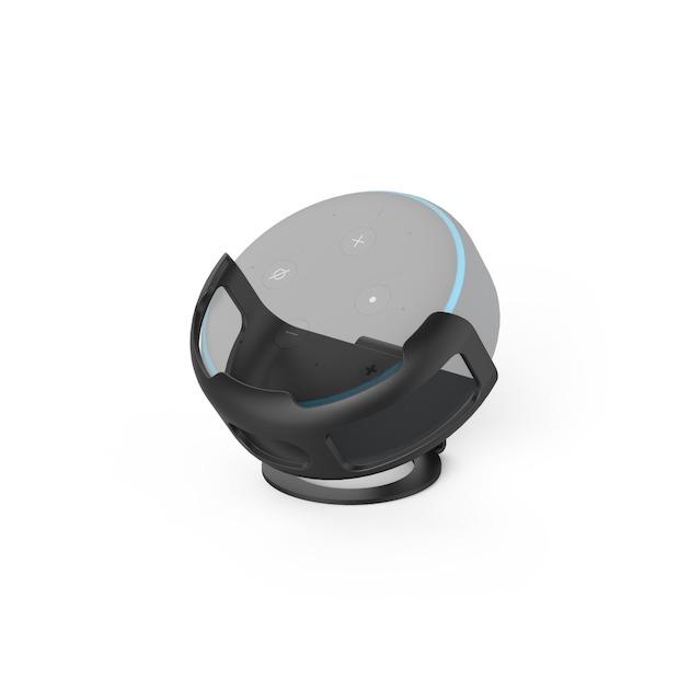 Hama Tafelstandaard voor Amazon Echo Dot (3e generatie),  zwart
