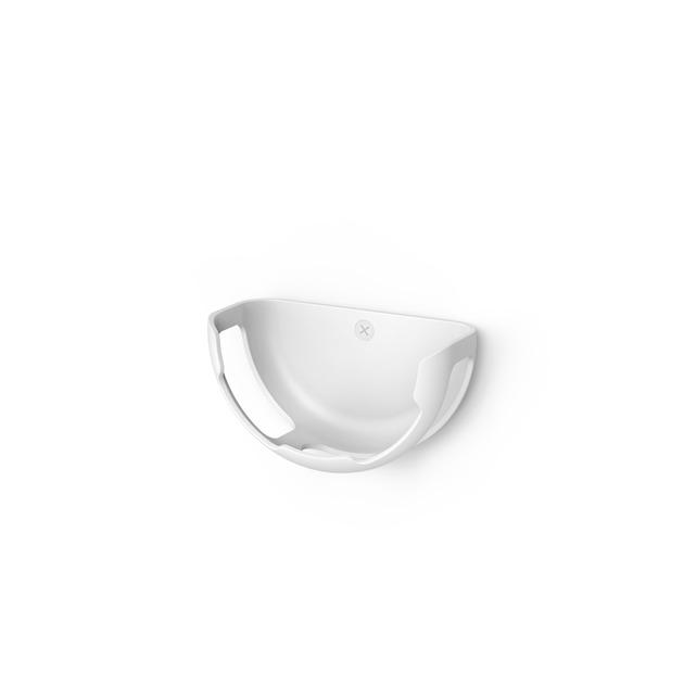 Hama Wandhouder voor Amazon Echo Dot (3e generatie),  wit