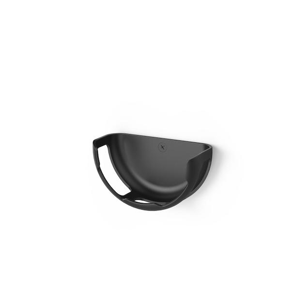 Hama Wandhouder voor Amazon Echo Dot (3e generatie),  zwart