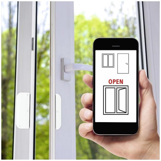 Hama Wifi-deur-/raam-contact wit