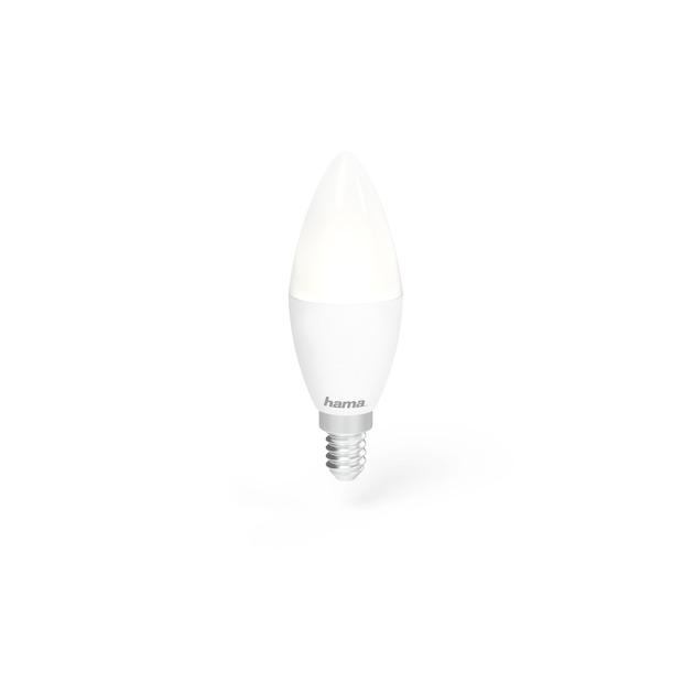 Hama Wifi-ledlamp, E14, 4,5W, , dimbaar wit