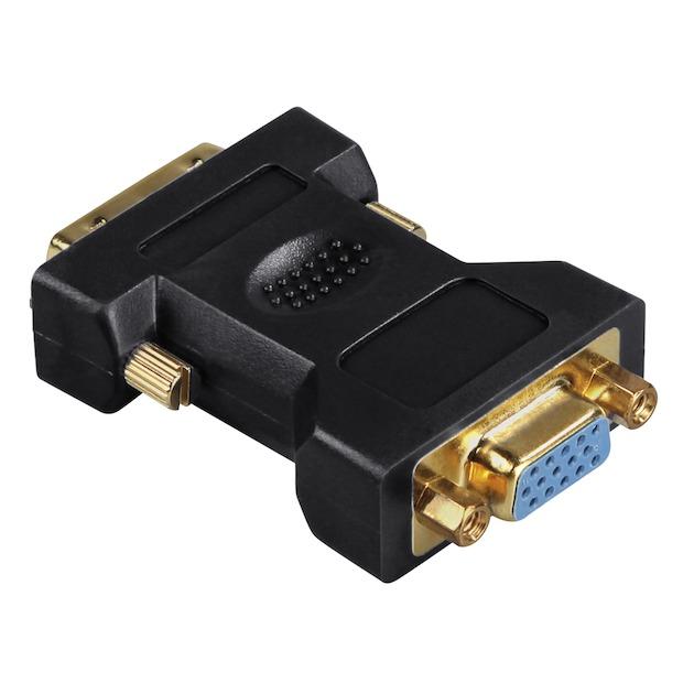 Hama DVI-M naar VGA-F-adapter IT