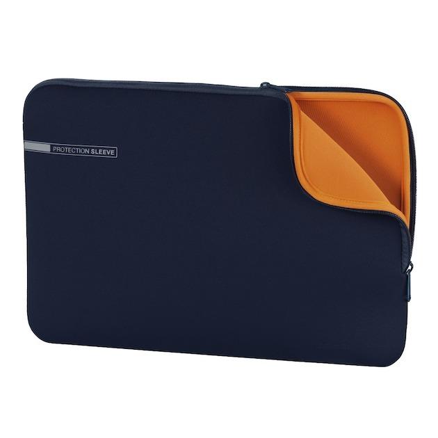 Hama Laptophoes Neoprene Essential 13,3 inch blauw