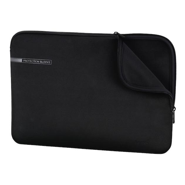 Hama Laptophoes Neoprene Essential 13,3 inch zwart