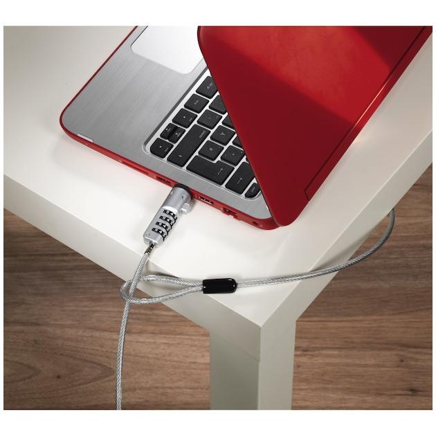 Hama Notebook beveiliging USB met cijferslot
