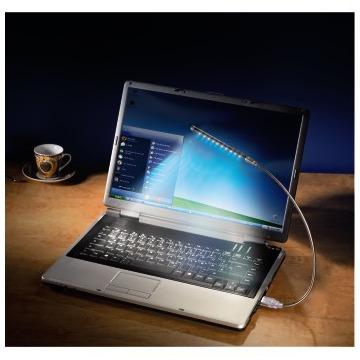 Hama USB LED lamp voor notebook met 10 LED's