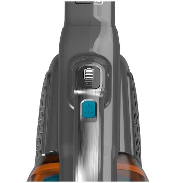 Black&Decker BHHV520BF-QW blauw