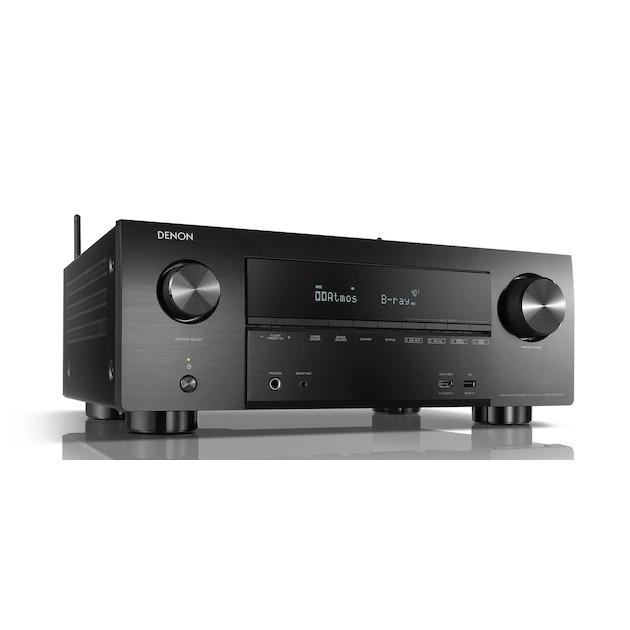 Denon AVR-X3600H zwart