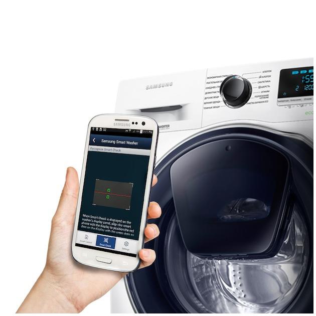 Samsung WW90K6605QW/EN