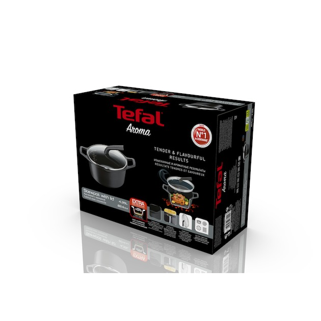 Tefal E21561 Aroma stockpot 22 cm