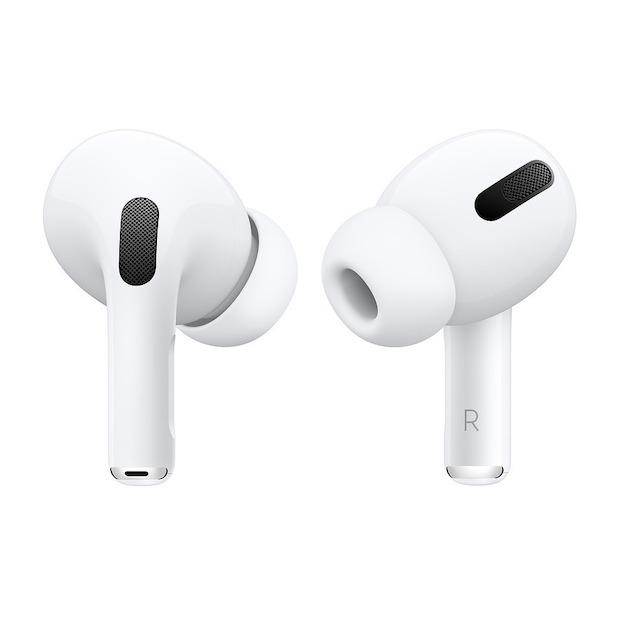 Apple AirPods Pro met draadloze oplaadcase wit