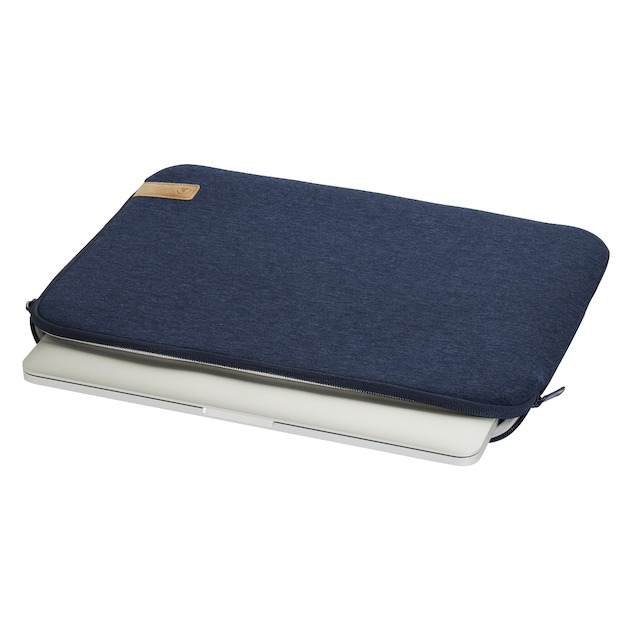 Hama Laptophoes 'Jersey' 14 inch blauw