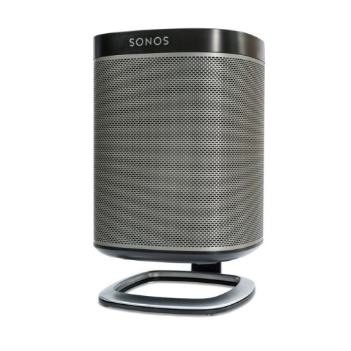 Flexson Sonos One tafelstandaard Zwart