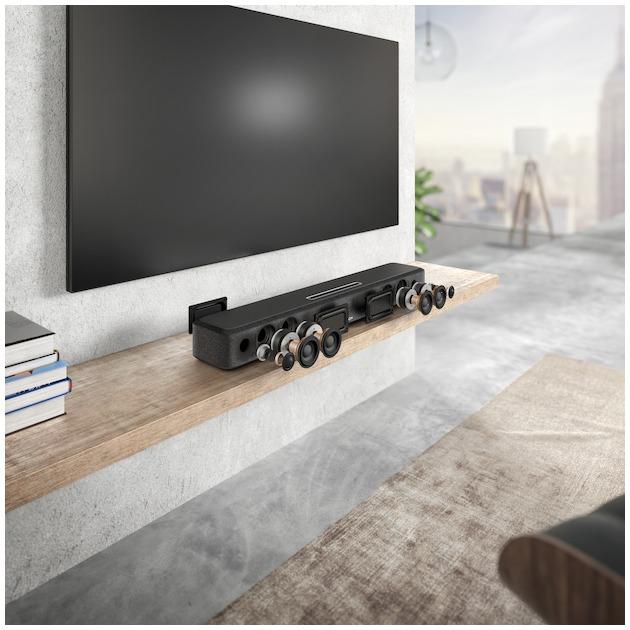 Denon HOME 550 zwart