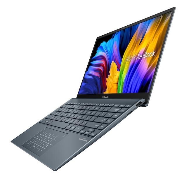 Asus ZenBook 13 OLED UX325JA-KG233T Grijs